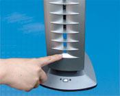 Ионный очиститель воздуха (с УФ-лампой) Air Comfort XJ-1100